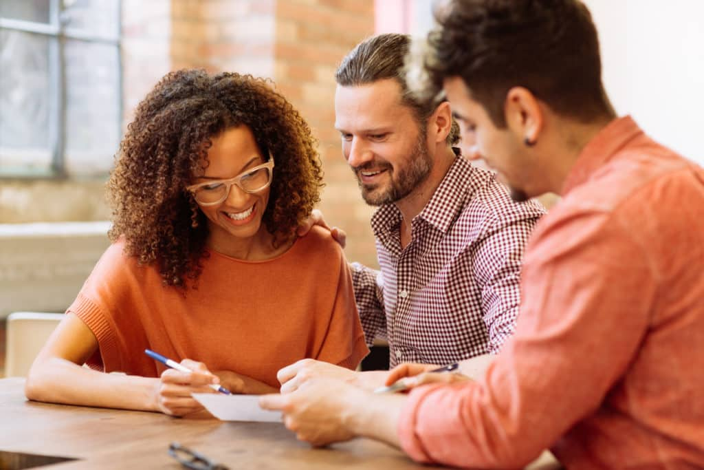 asking your friends and family to finance your business