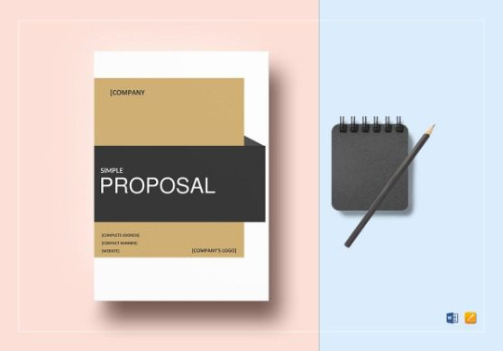 How To Write Investment Proposal Template With Examples